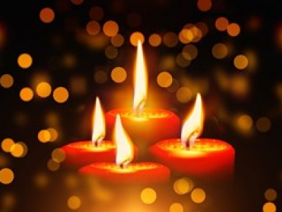 Candles - Advent & Candlemas