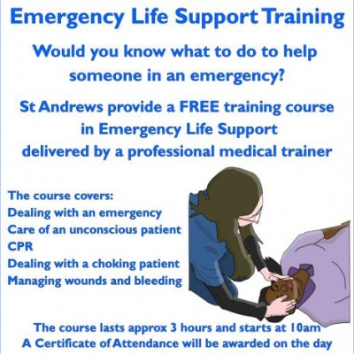 ELS course at St Andrews Jan 2019