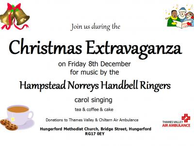 Hungerford Christmas Extravaganzer 2017