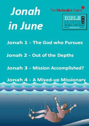 Jonah in June