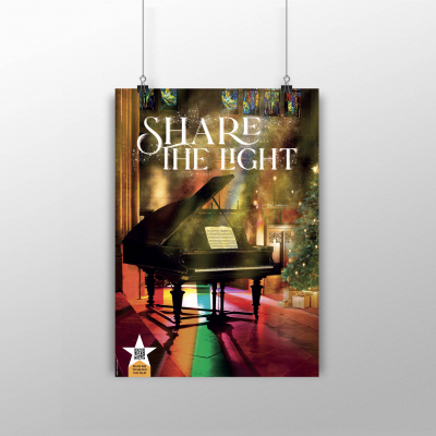 Share the Light poster